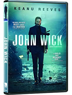 John Wick: Chapter 2 (Bilingual): Amazon ca: Keanu Reeves