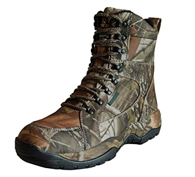 0c62b1f0864 RUNFUN Men's Lightweight Anti-Slip Waterproof Hunting Boots