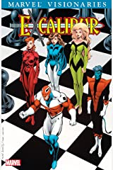 Excalibur Visionaries: Alan Davis Vol. 1 (Excalibur (1988-1998)) Kindle Edition