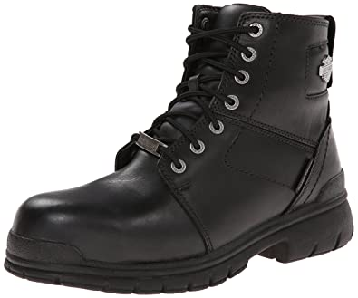 8ff0e115ffb8 Image Unavailable. Image not available for. Color  Harley-Davidson Men s  Gage Composite Toe 5.5-Inch Waterproof Boots.