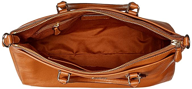a436260f8b Coach Pebbled Leather Morgan Satchel Bag Style # F35185 IMSAD:  Amazon.co.uk: Shoes & Bags