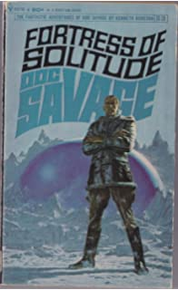Brand of the werewolf a doc savage adventure 5 kenneth robeson fortress of solitude a doc savage adventure doc savage 23 fandeluxe Images