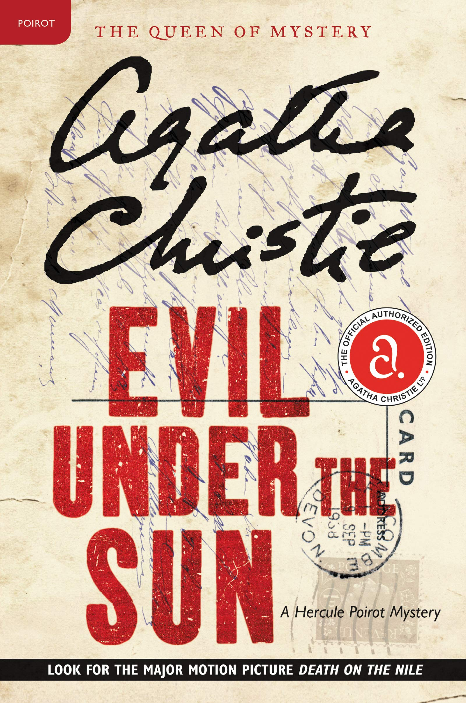 Amazon.com: Evil Under the Sun: A Hercule Poirot Mystery (Hercule Poirot  Mysteries, 23) (9780062073938): Christie, Agatha: Books