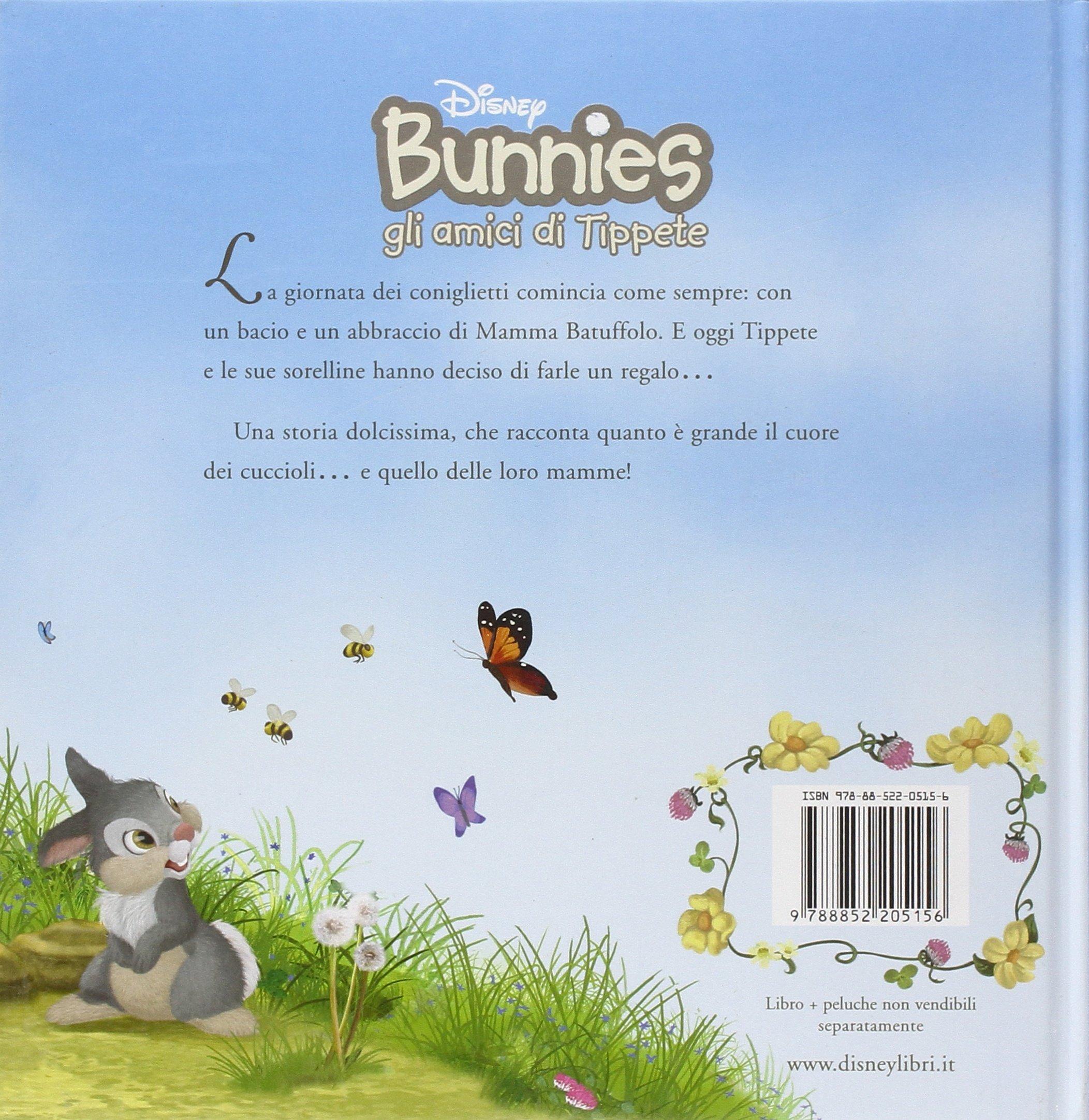 Il regalo dei coniglietti. Bunnies, gli amici di Tippete. Con gadget: 9788852205156: Amazon.com: Books