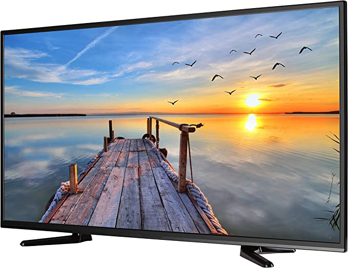 HKC 40K7A-A2EU 40 pulgadas LED TV (Full HD, TRIPLE TUNER, AVPE 8.0 Video Engine, DVB-T/T2/C/S/S2, H.265 HEVC, CI+, Mediaplayer USB2.0) [Energy Class A]: Amazon.es: Electrónica