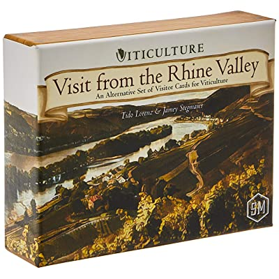 Viticulture: Visit from The Rhine Valley Expansion: Toys & Games