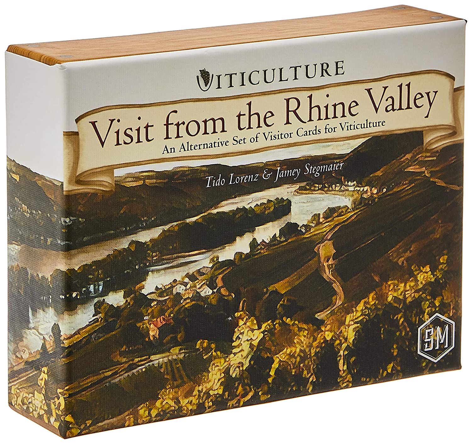 Stonemaier Games Viticulture: Visit from The Rhine Valley ...