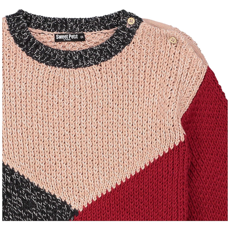 Sweet Petit M/ädchen Kleinkind Pullover