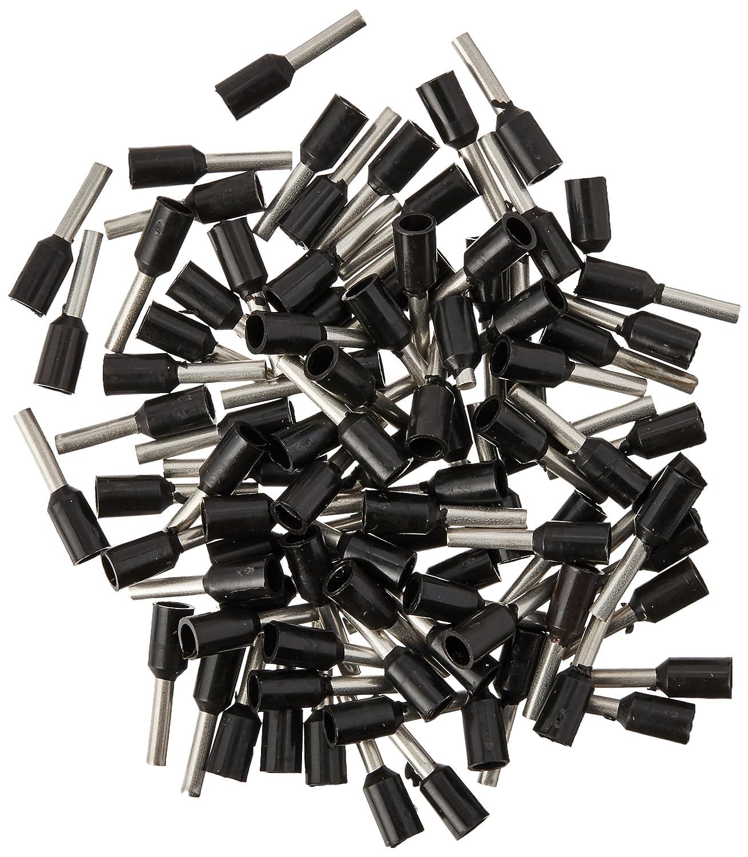 Amazon.com: 100Pcs Wire Crimp Insulated Ferrule Pin Cord End ...