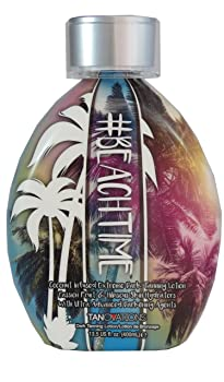 Ed Hardy #Beachtime Dark Indoor Outdoor Coconut