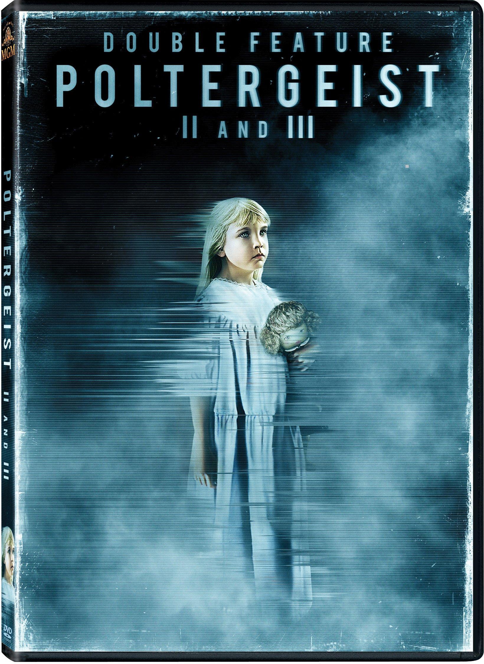 DVD : Poltergeist II / Poltergeist III (Sensormatic)