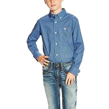 406abc8e83 ... Amazon com ARIAT Oldham Shirt Clothing