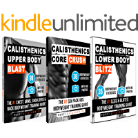 Calisthenics: The SUPERHUMAN Stack: 150 Bodyweight Exercises | The #1 Complete Bodyweight Training Guide (English Edition)