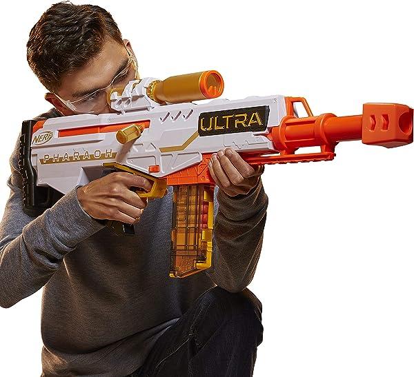 Nerf Ultra Pharaoh Blaster toy for kids