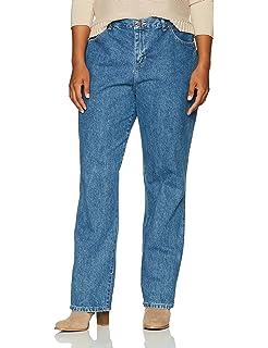 608aa3fa Riders by Lee Indigo Women's Plus Size Joanna Classic 5 Pocket Jean ...