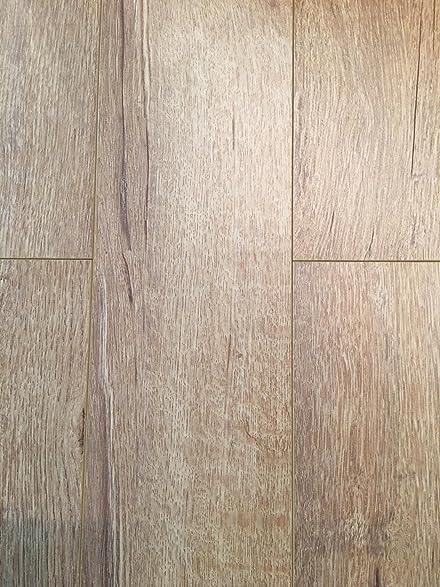 Dekorman Laminate Flooring Natural Oak Amazon