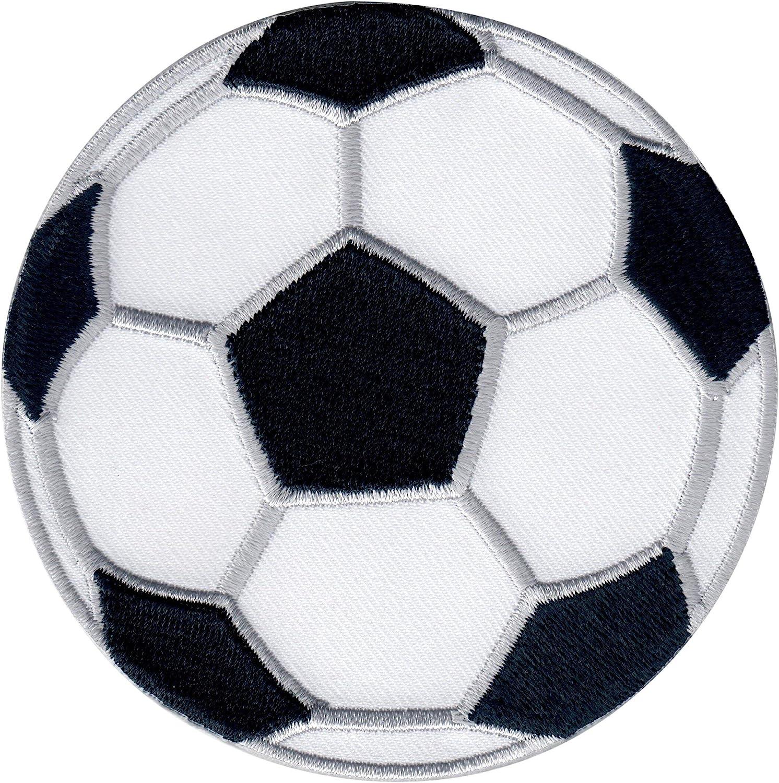 PatchMommy Pelota de Fútbol Balón Parche Termoadhesivo Parche ...