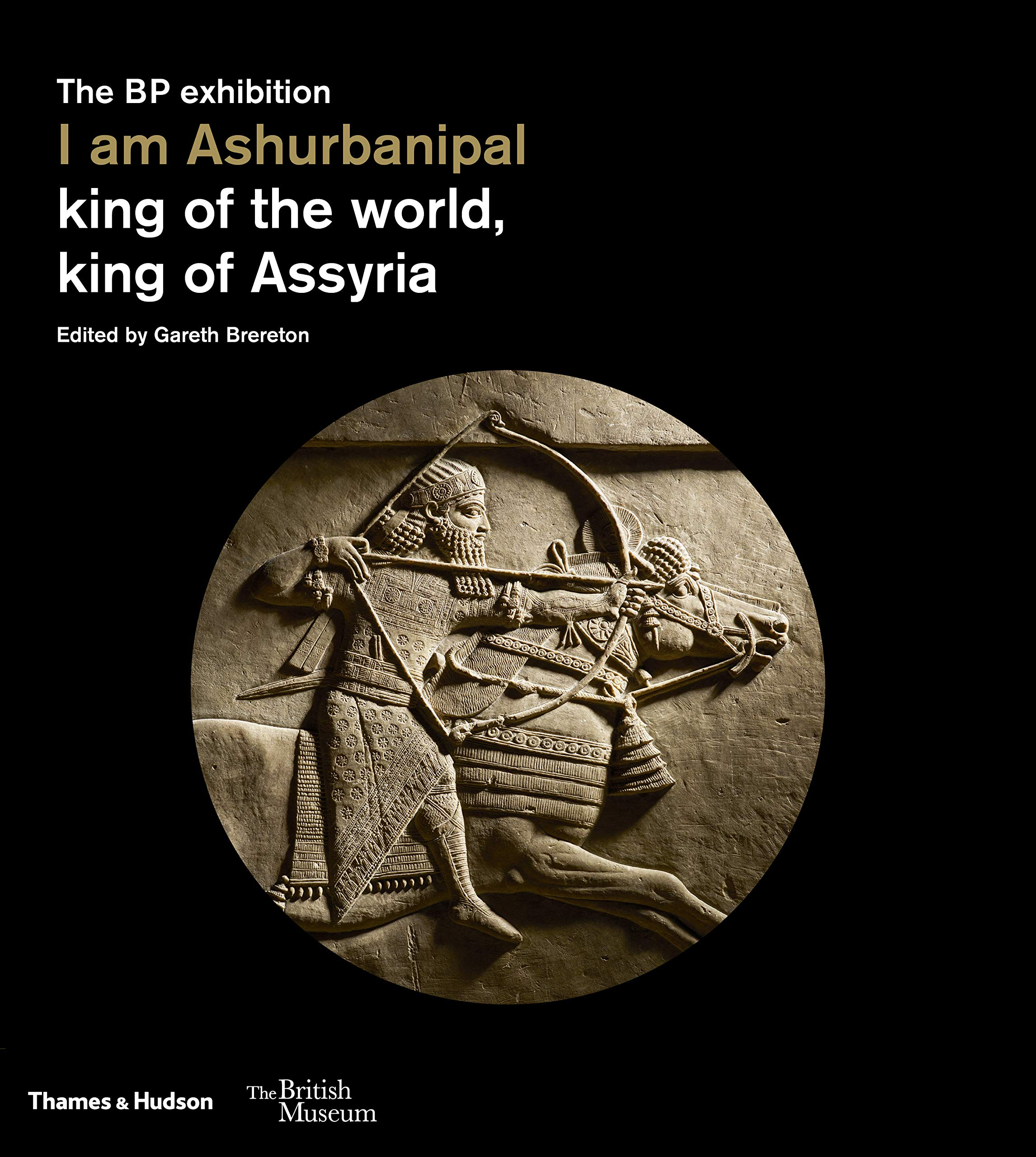 I Am Ashurbanipal King Of The World King Ofyria Hardcover