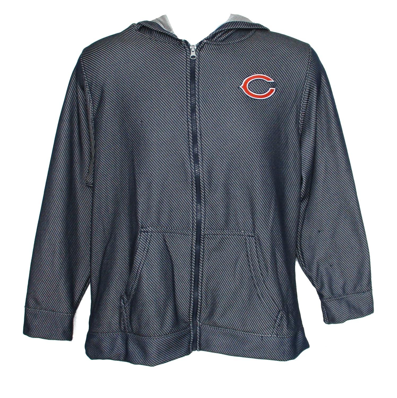 【今日の超目玉】 Chicago/ BearsユースサイズXL16/ B01N76M4GR 18 18 )フルZipフード付きジャケット B01N76M4GR, 豊能郡:c1823cef --- a0267596.xsph.ru