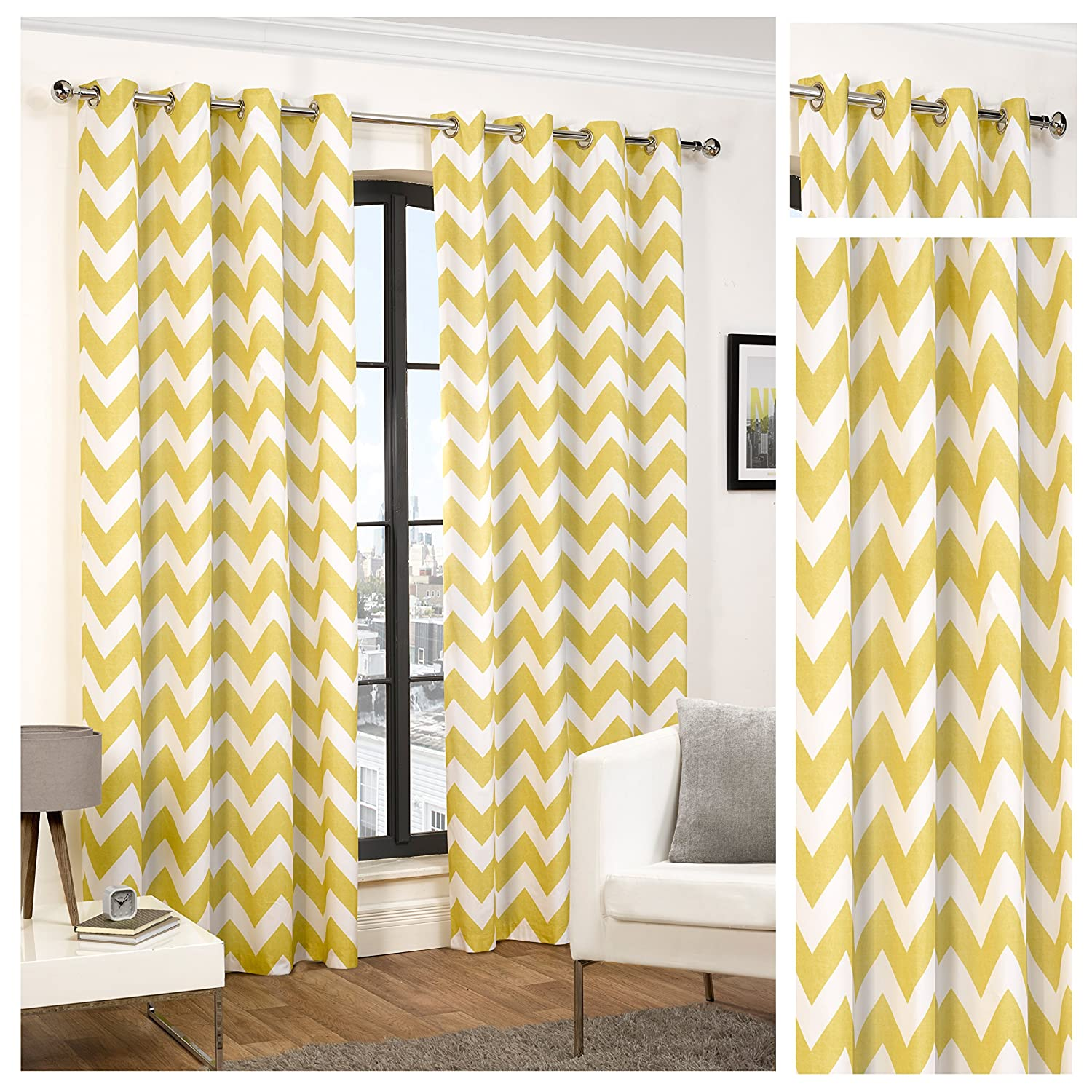 Lemon And Grey Curtains Uk | www.redglobalmx.org