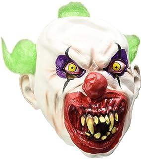Smiffys Smiffys-26473 Halloween Careta de Payaso, para la ...