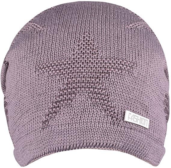 f48fcd93cf4 Amazon.com  WDSKY Mens Winter Beanie Hats Cable Knit Slouchy Khaki ...