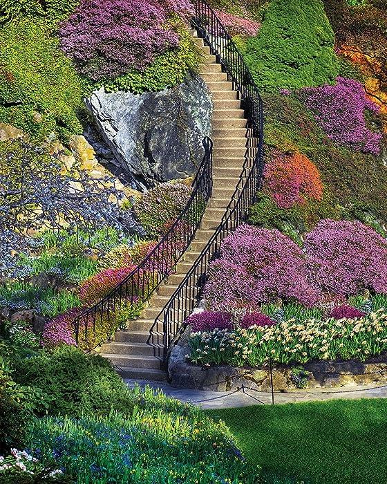 The Best Jigsaw Puzzles Garden