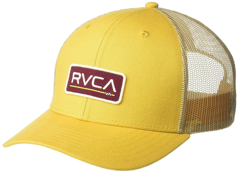 Dark Sand New RVCA Ticket II Trucker Hat