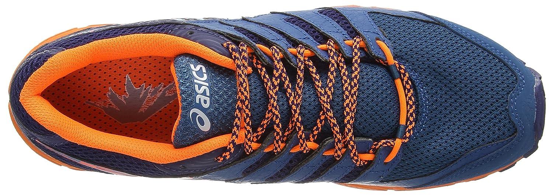 6be62e3c49f ASICS Gel-Fujiattack 4 - Zapatillas de correr en montaña para hombre   Amazon.es  Zapatos y complementos
