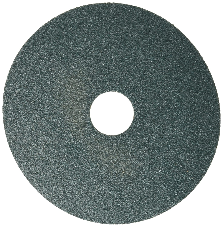 7S 5 X 7//8 50 Grit United Abrasives-SAIT 57236 Ceramic Fiber Disc 20 Per Box