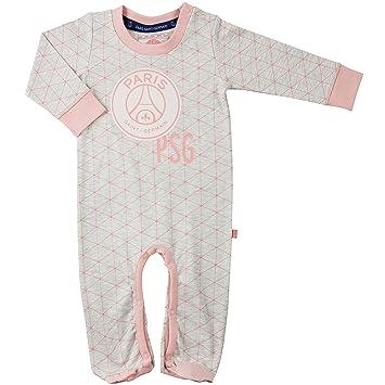 PARIS SAINT GERMAIN Grenouillère bébé fille PSG - Collection officielle 24  mois 48eeea1c19d