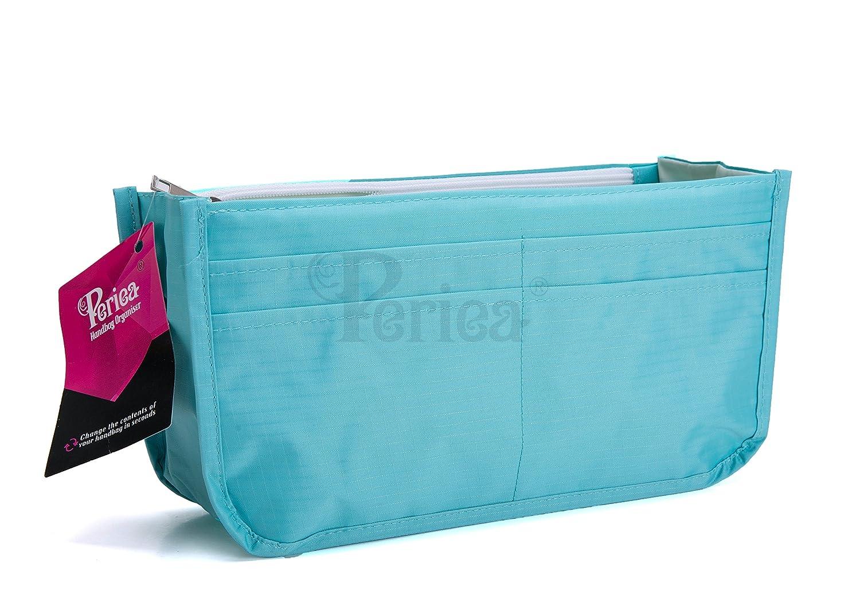 Periea - Handbag Organizer, 15 Compartments - Daisy (Brown)