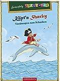 Lernerfolg Vorschule: Käpt'n Sharky - Vorübungen zum Schreiben: (Verkaufseinheit)