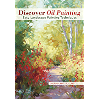 Discover Oil Painting: Easy Landscape Painting Techniques (English