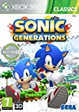 SEGA Sonic Generations Classics, Xbox 360 - video games (Xbox 360, Xbox 360, Action, SEGA)