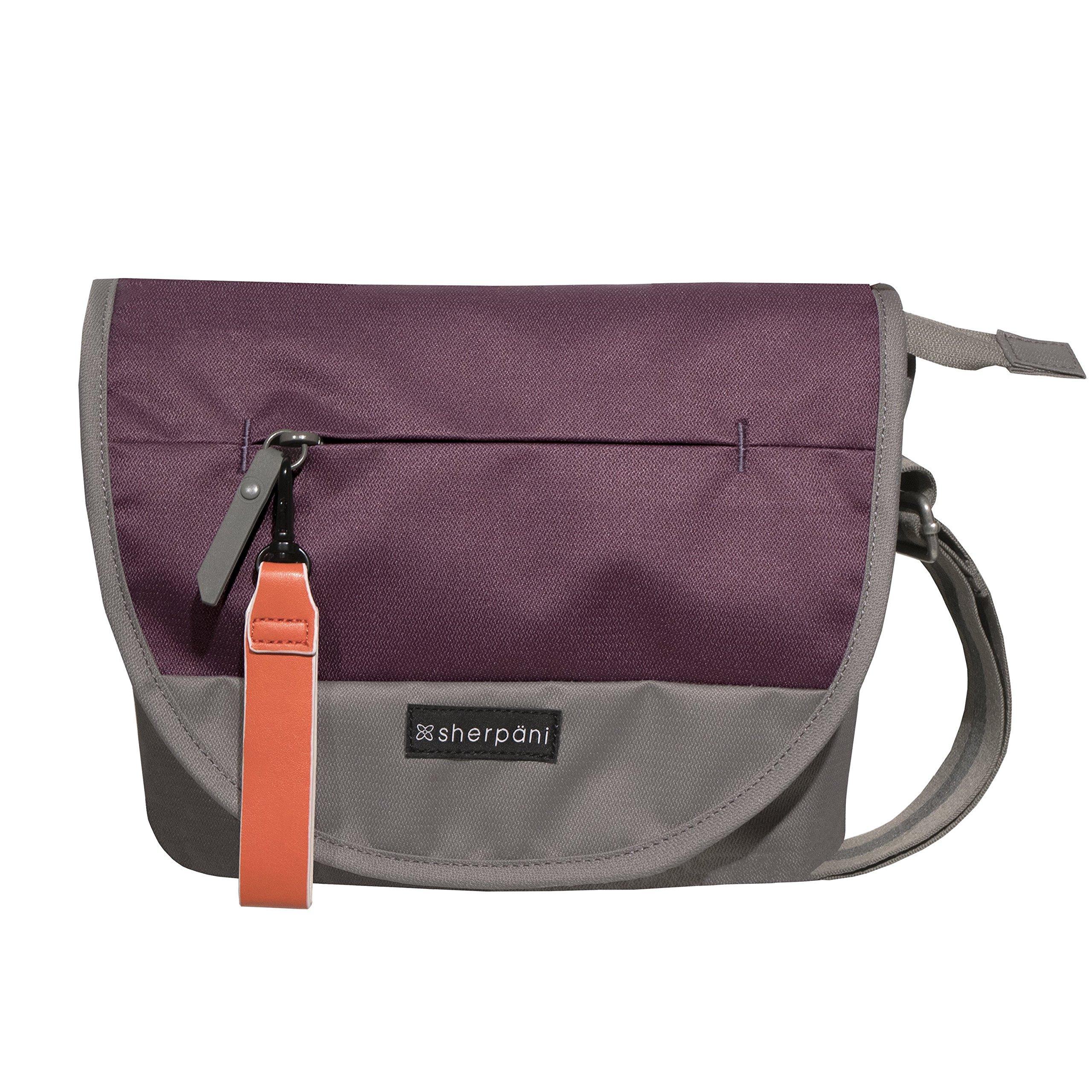 Sherpani Women's 18-milli-04-11-0 Cross Body Bag, Dahlia/Flint, One Size