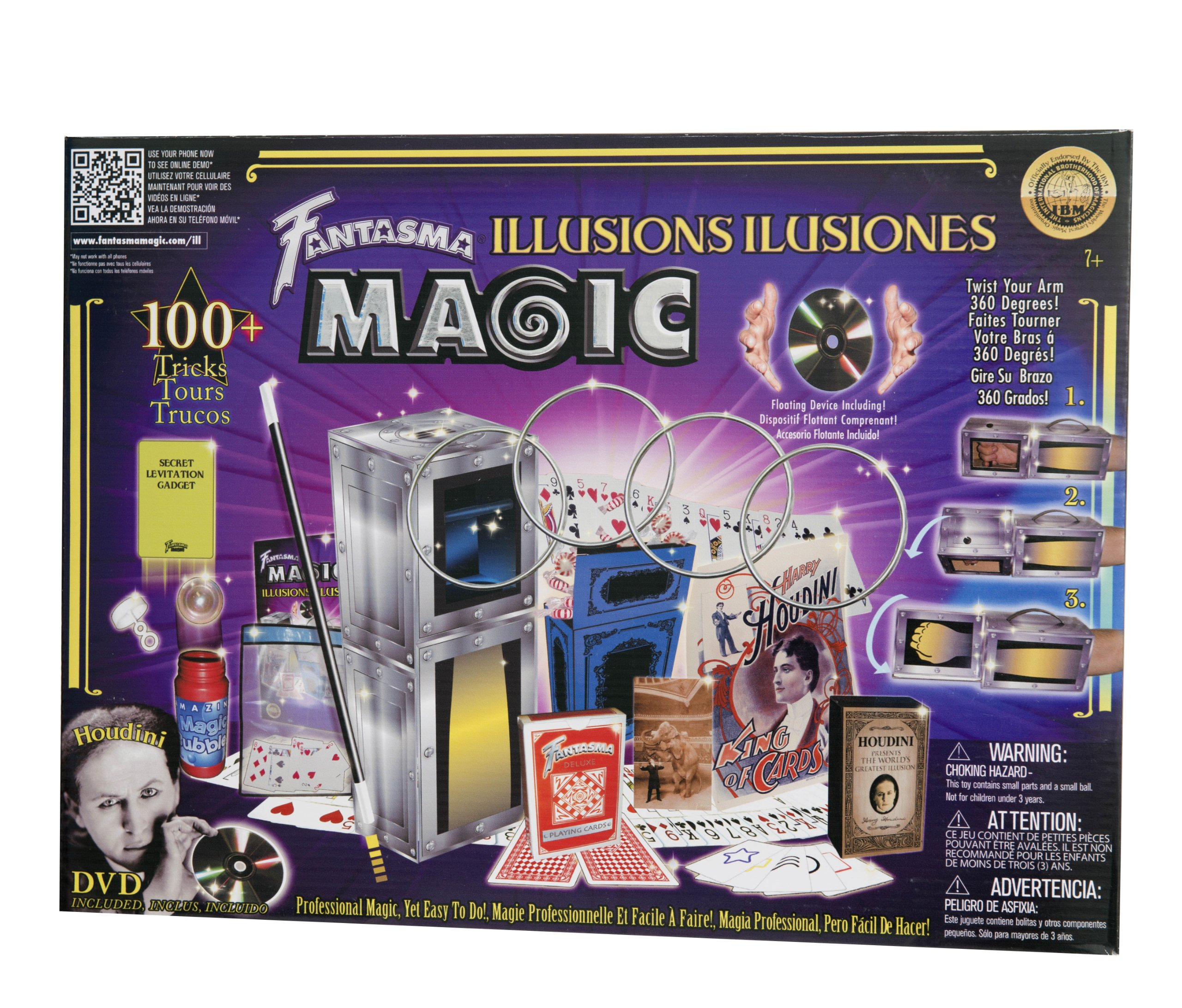 Fantasma Illusions Magic Set by Fantasma