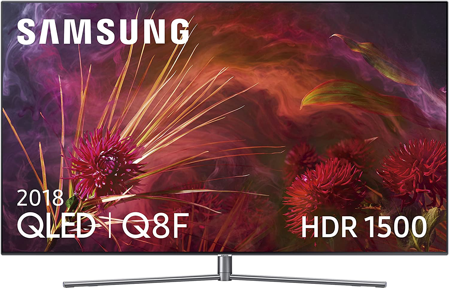 Samsung QLED 2018 55Q8FN - Smart TV Plano de 55
