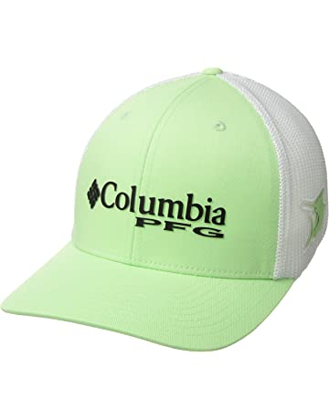 c031a778072 Columbia Men s PFG Mesh Ball Cap