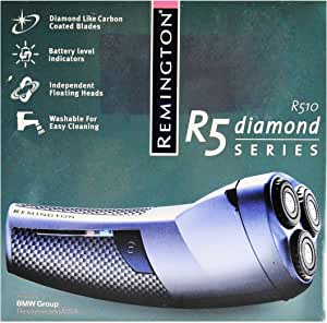 Afeitadora Remington Rotary dyamond R5 recargable: Amazon.es: Hogar