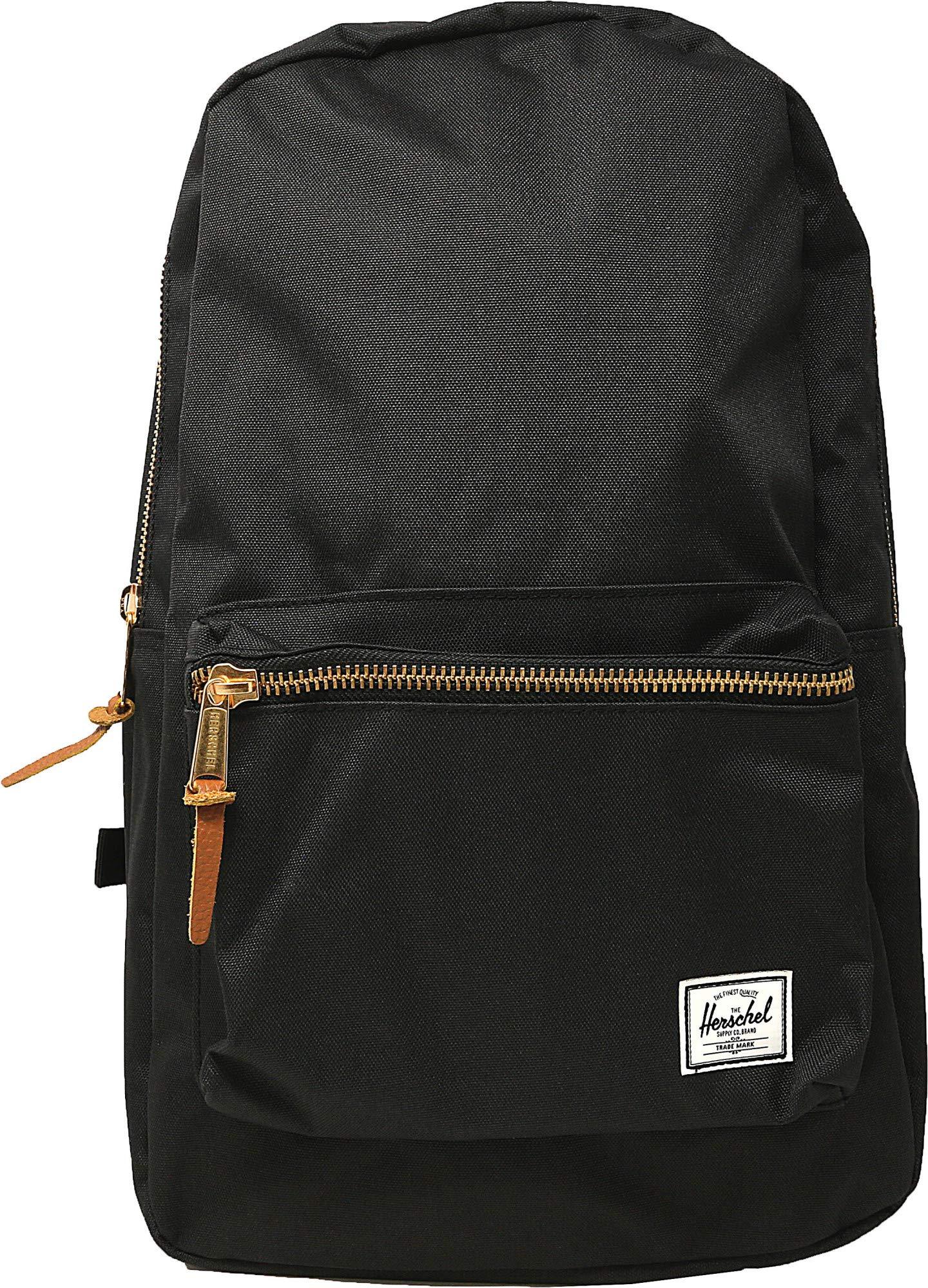Herschel Settlement Backpack - Black Gridlock by Herschel