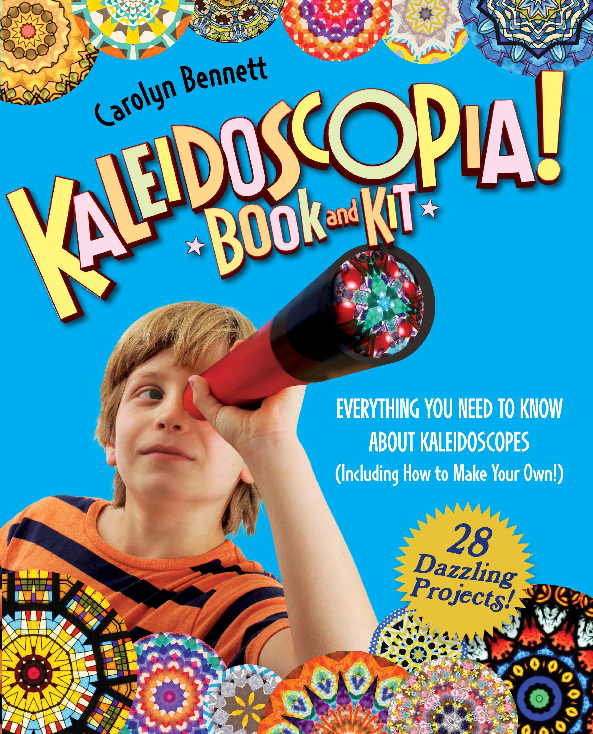 Kaleidoscopia Book Kit Everything Kaleidoscopes product image