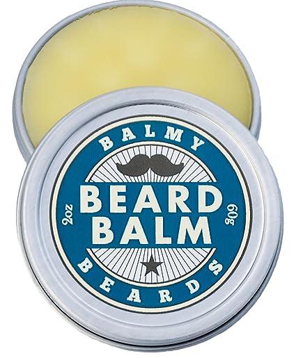 Mejor barba Bálsamo – Alta calidad Leave-In Acondicionador de barba – todos los Naturales