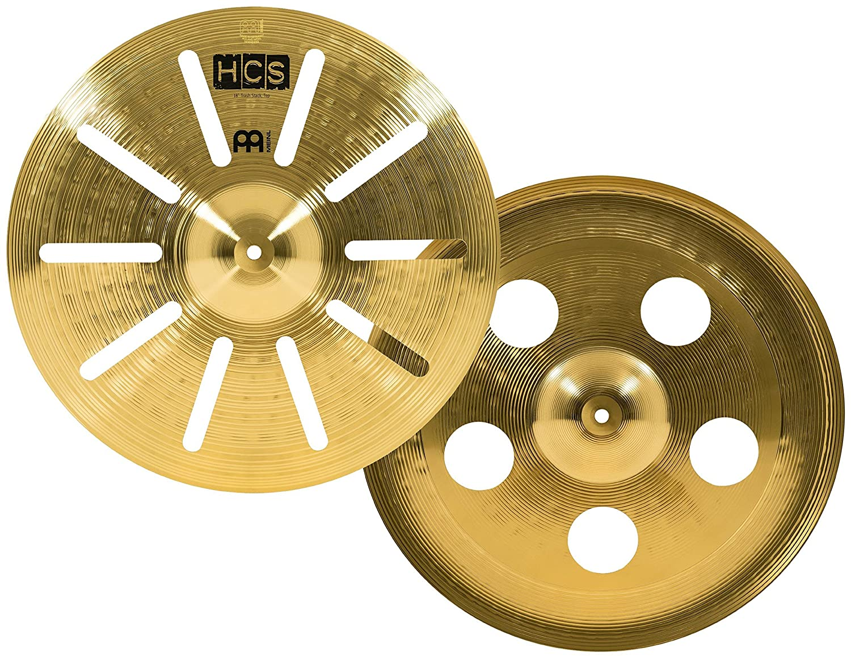MEINL Cymbals マイネル HCS Series スタックシンバル 18