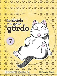 La abuela y su gato gordo nº 07/08 (Manga Josei)
