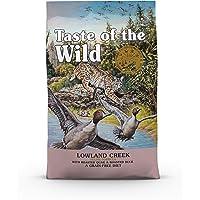 Taste Of The Wild pienso para gatos con Codorniz y Pato asados 2kg Lowland Creek