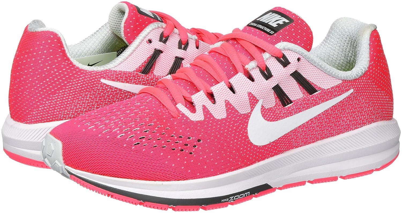separation shoes e357a 245bc Nike WMNS Air Zoom Structure 20, Chaussures de Course Femme