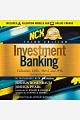 Investment Banking (3rd Edition): Valuation, LBOs, M&A, and IPOs Audible Audiobook