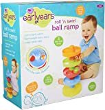 Earlyears Roll 'n Swirl Ball Ramp