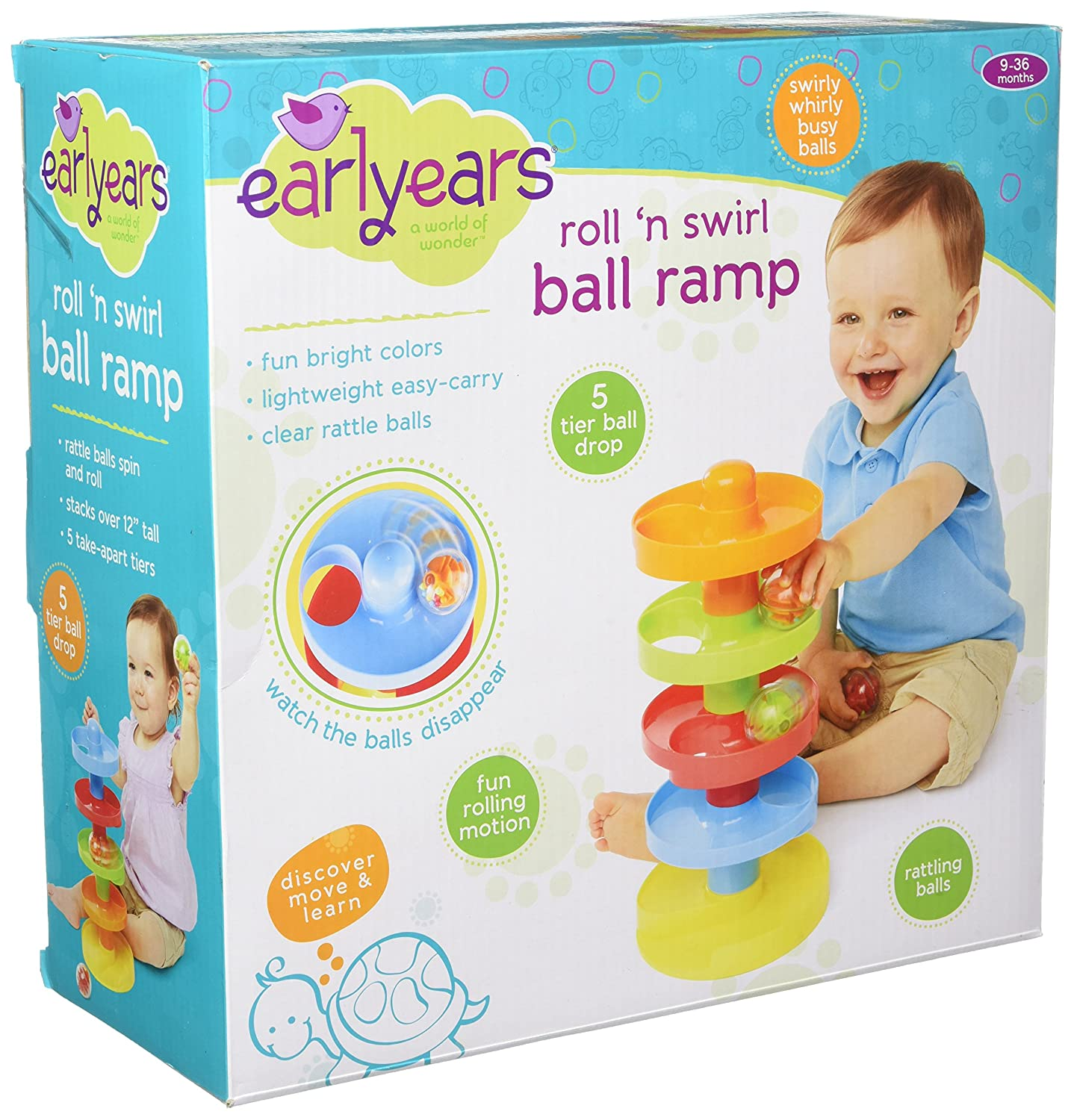 BUSY BALL DROP Amazon Toys & Games